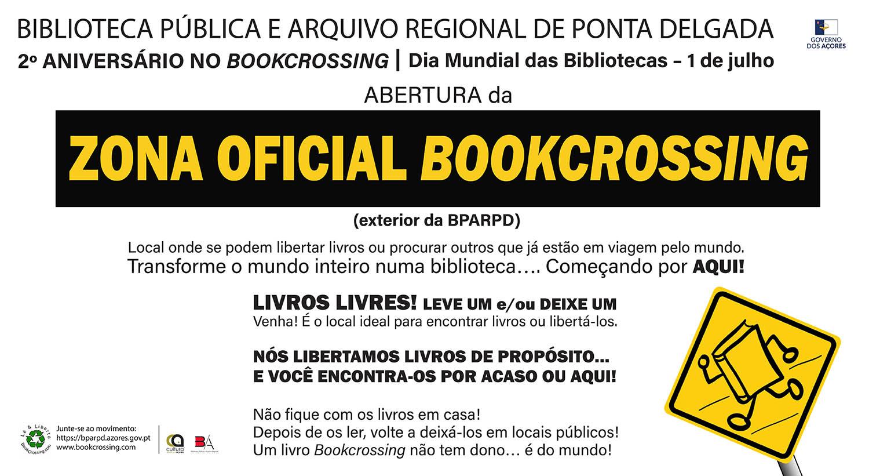 Zona Bookcrossing