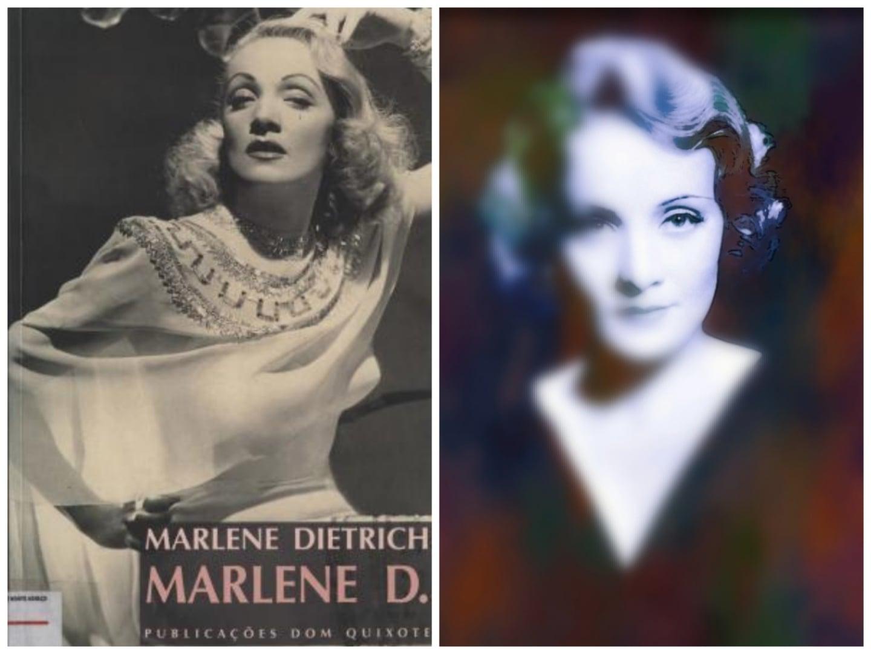 """Instante entre estantes – """"Marlene D."""" de Marlene Dietrich"""